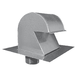Dryer Roof Cap American Aldes Ventilation Corporation