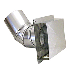 Universal Wall Soffit Exhaust Vent